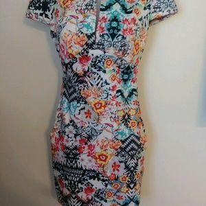ASOS Designer Dress Size XS 2 Sexy Stretch NWOT